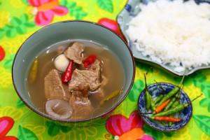 "Малайзийский суп ""Келантан"""