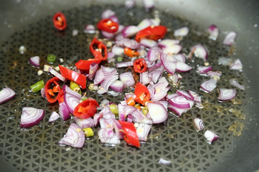 Малайзийский салат 8
