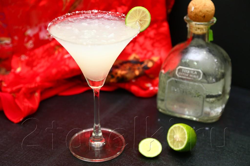 Классический коктейль «Маргарита»