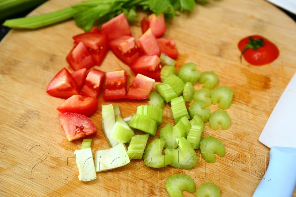 Овощной смузи