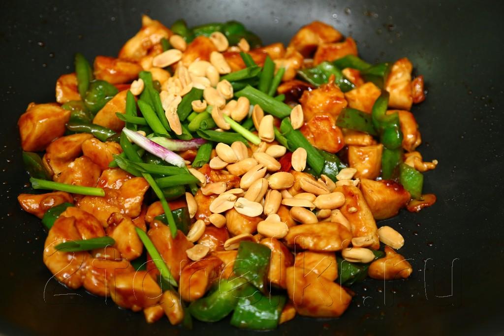 Курица Кунг Пао / Гун Бао / Kung Pao 12