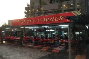 Фуд-корт «Suzi's Corner»в Куала Лумпур