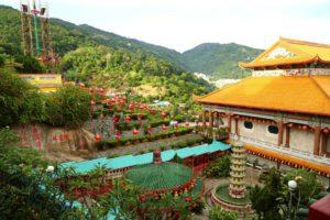 Там, где останавливается время: Кек Лок Си / Kek Lok Si Temple