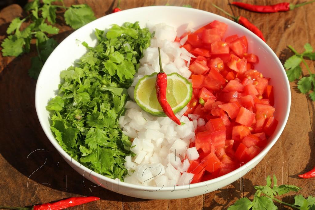 Мексиканская сальса — национальный флаг