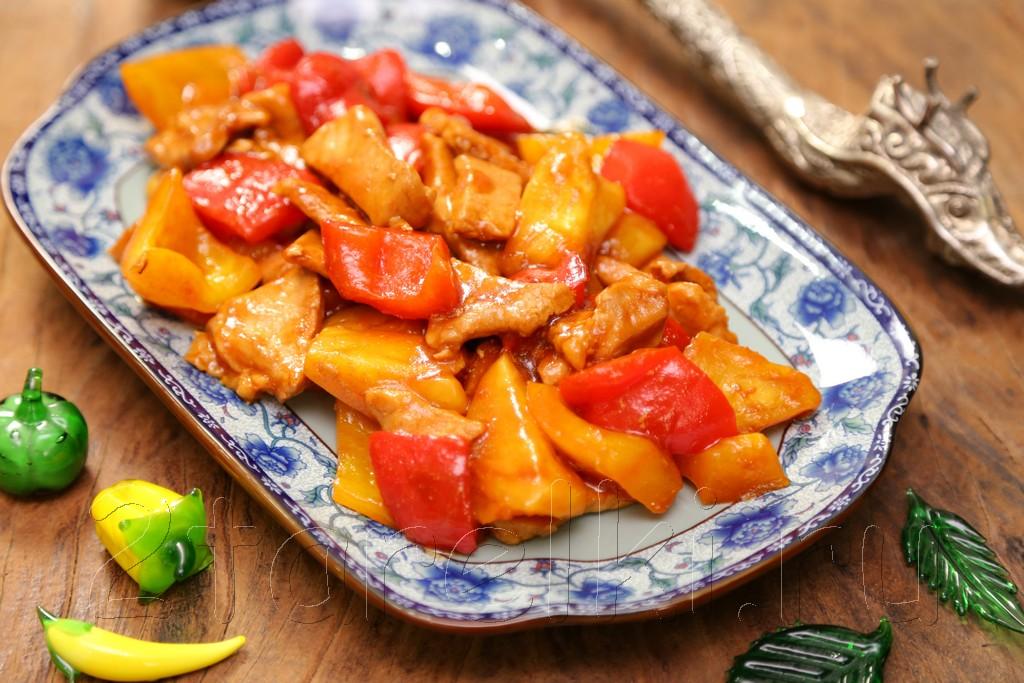 Стир-фрай из говядины – кулинарный рецепт